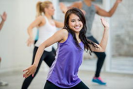 Smiling Dancer
