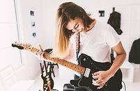 Leçon de guitare