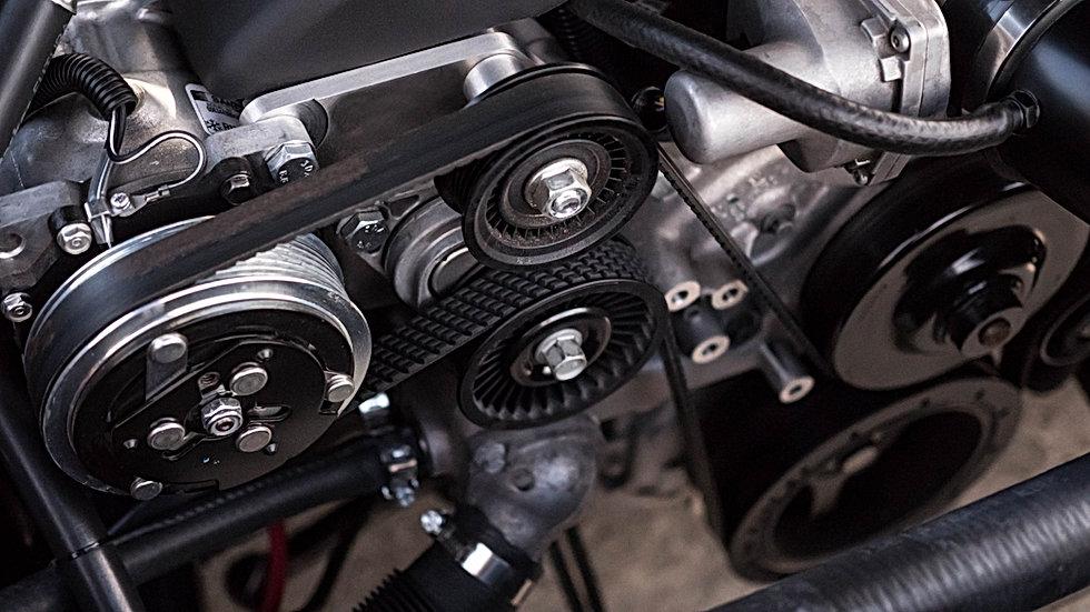 Banchi prova elettrici per motori e alternatori