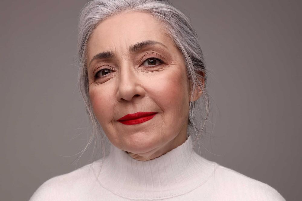 Symbolbild ältere Frau