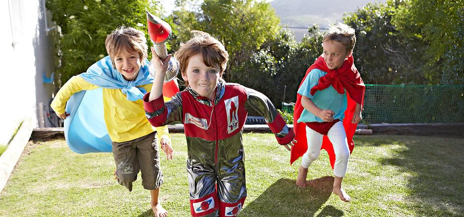 Costumes de super héros