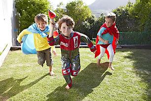 Trajes de super-herói