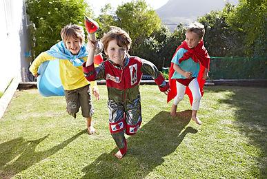 Superheld Kostüme