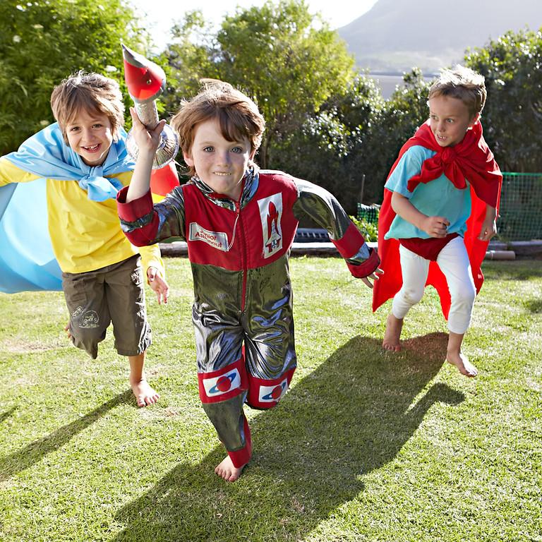 KidsCom Costume Dance Party