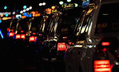Parked Cabs