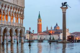 サンマルコ広場ヴェネツィア