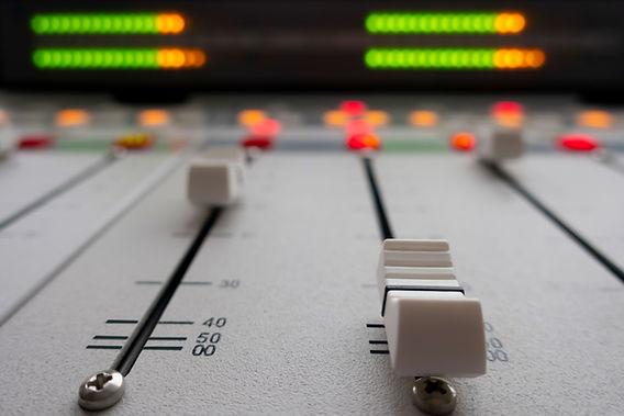 Kayıt stüdyosu ekipmanları