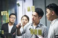 Совещание команды Brainstorm