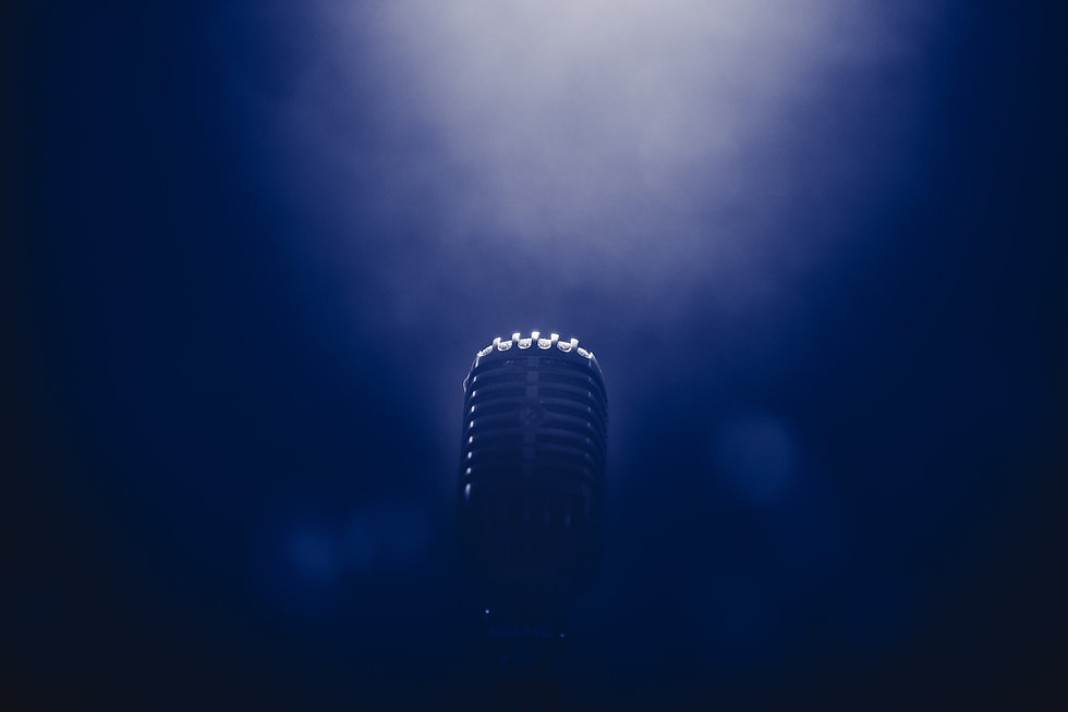 Mic on Stage
