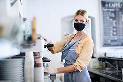 Joven barista