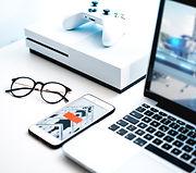 Videohry na obrazovce