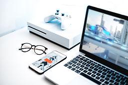 Videogioco sullo schermo