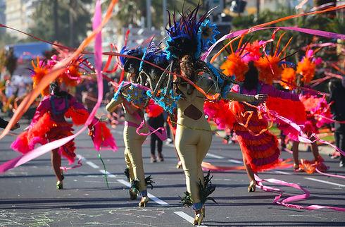 Carnaval vieringen