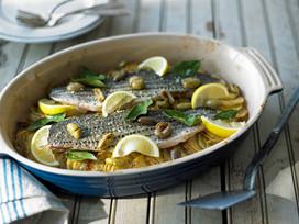 Recipe: Pan Seared Fish