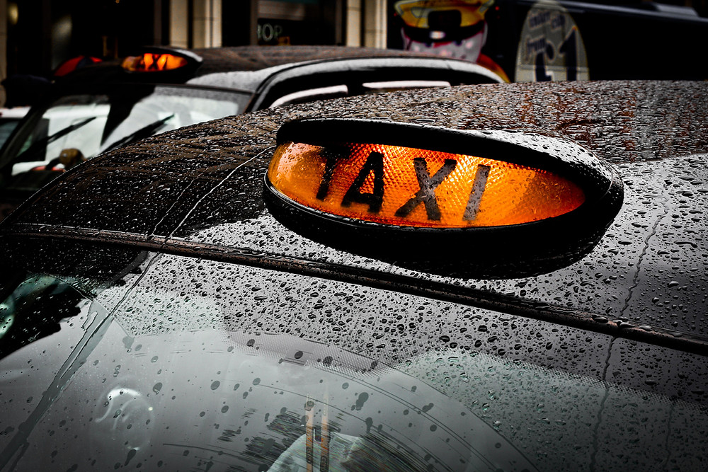 Taxi for sale