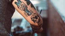 Despídete de ese tatuaje que tanto odias: ya es posible borrarlo sin dejar huella (1)