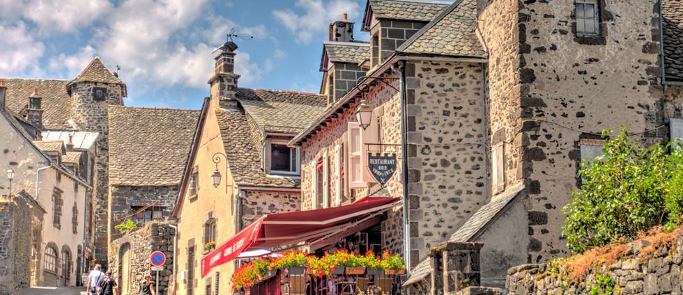 Pueblo francés