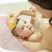 Baño de bebé