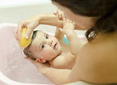savon pour bébé