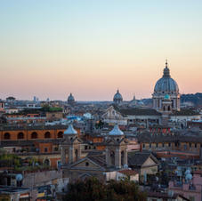 Rome. International Conference on Environmental Sustainability, Development and Protection