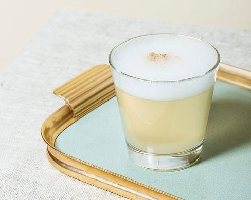 Cocktail sur plateau