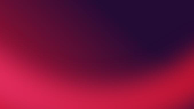Dégradé rouge