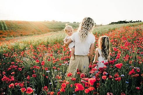 Mère et filles