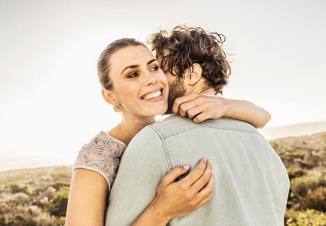 Couples Hug
