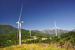 energy storage wind farm