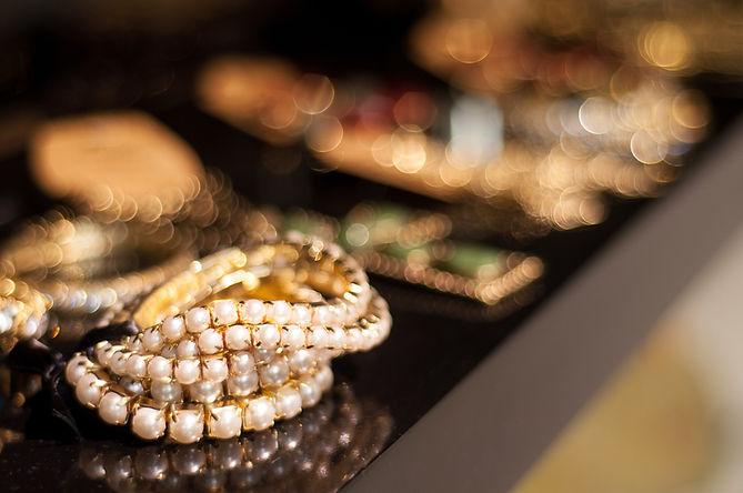 Fine Jewelry Display