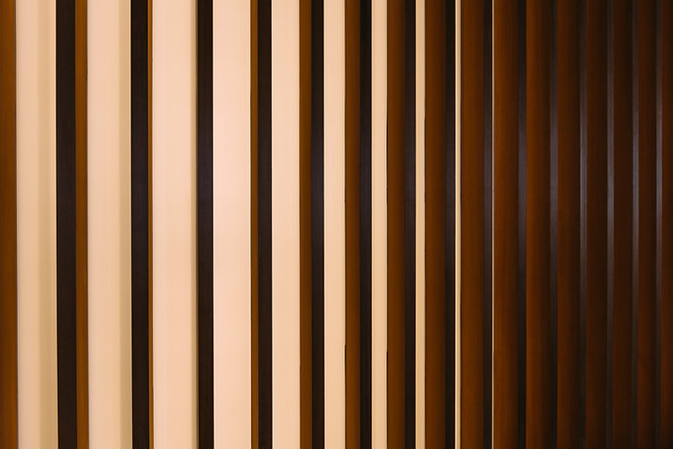 Abstract Gold Stripe
