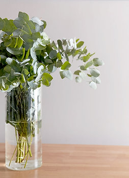 To add a vase . . .