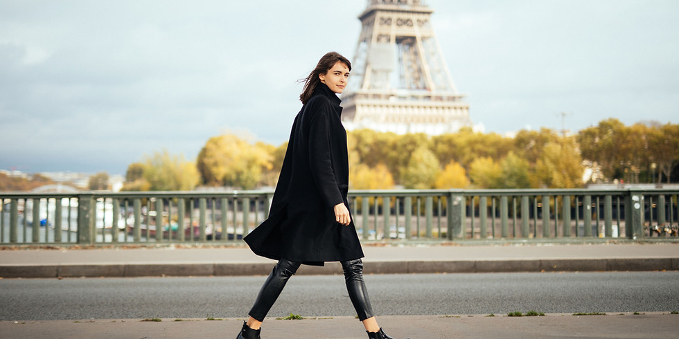 CRYPTOR GLOBAL™️©️ PRESENTS Blockchain Romance in Paris