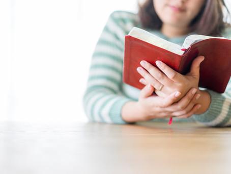 나눔의 글 - 나를 넘어서는 성경읽기