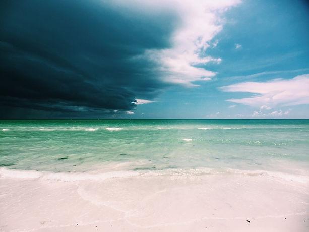 Céus tormentosos