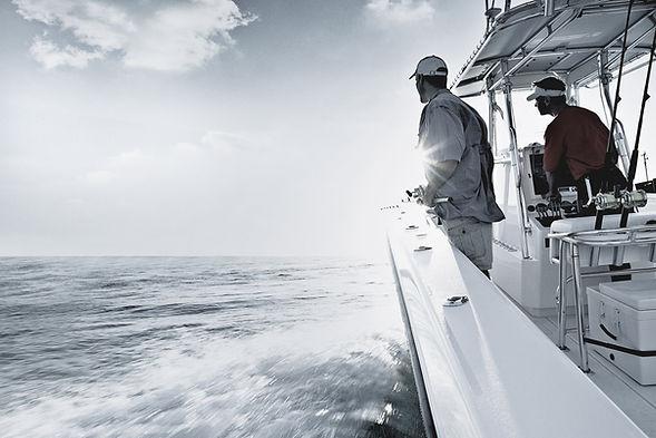 Lancha de pesca