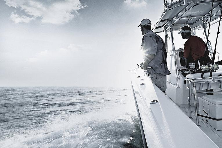 Angel-Schnellboot