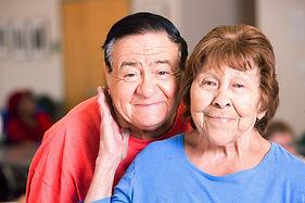 Elder Couple