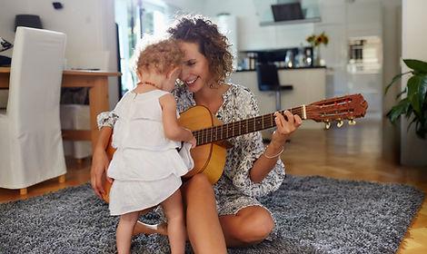 Guitarist Mother