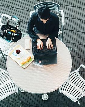 Laptop Lunch Break