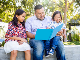 How Reading Curiously With Your Child Can Support Their Emotional and Social Wellness