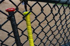 Baseball Bats Smash Room