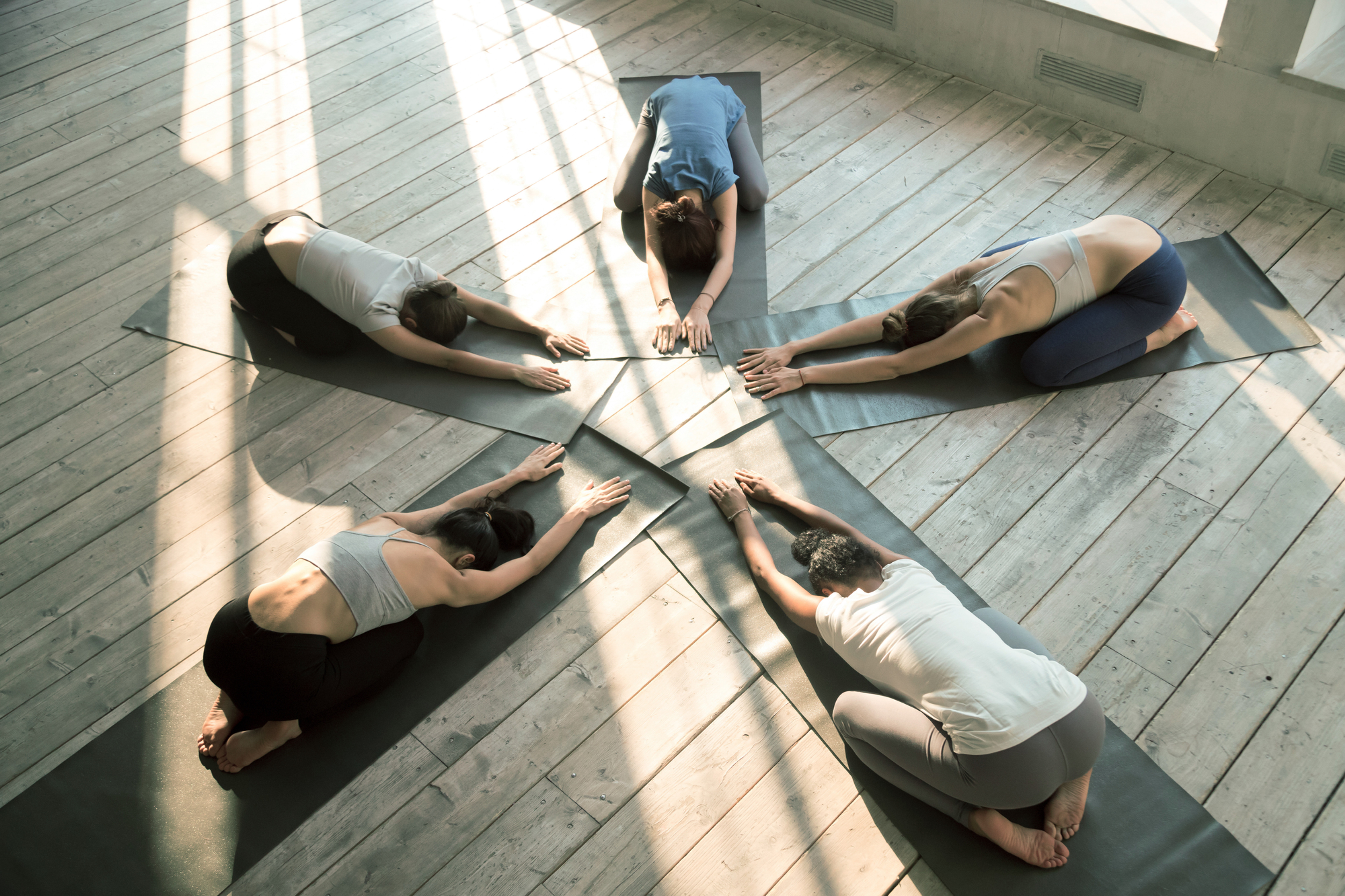 Yoga Retreat - Frauen Power