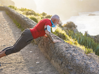 Spring is Almost Here!  Try These Outdoor Exercises