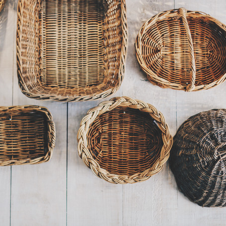 Organise Your Home Without Plastic