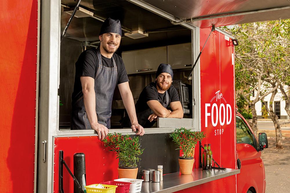 Food truck pour votre mariage réception du lendemain