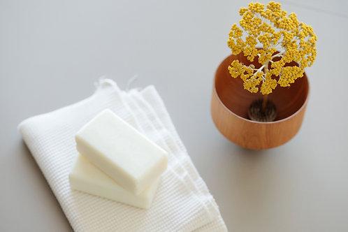 Tussah Silk Soap