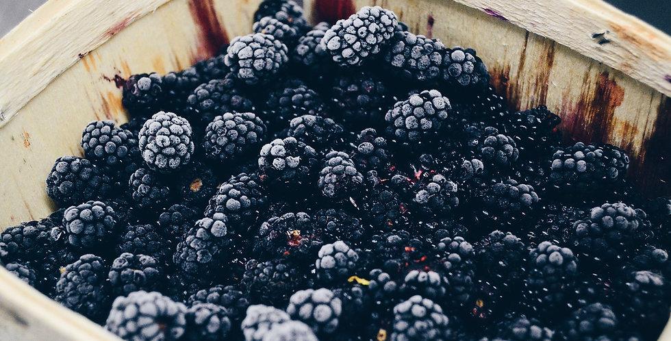 Organic Blackberries 6oz