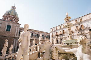 Ancient Statues