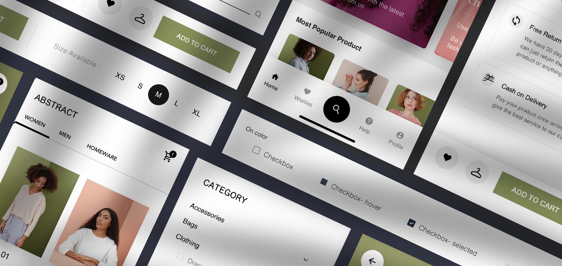 Woogo Stores Web copy